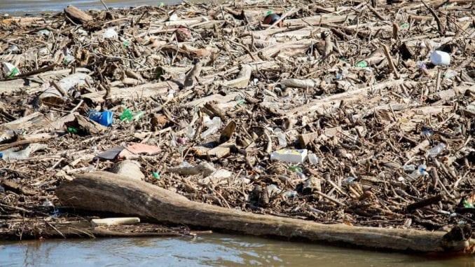 Zagađeno postrojenje za preradu otpadnih voda u naselju Rumenka 2