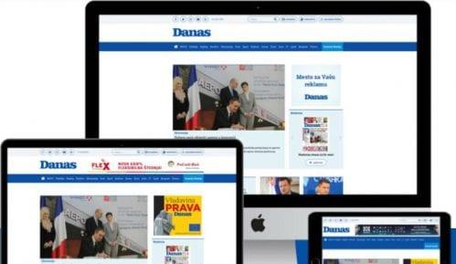 Portal Danas.rs u novembru posetilo više od milion ljudi 9