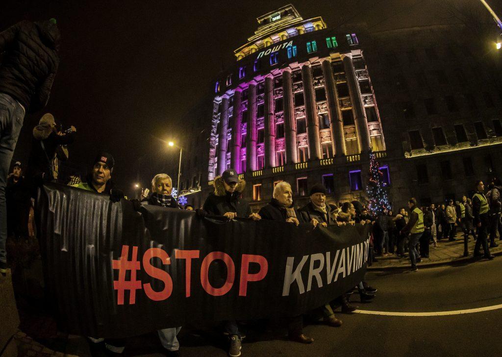 """Protest """"Jedan od pet miliona"""" najmasovniji do sada (VIDEO, FOTO) 10"""