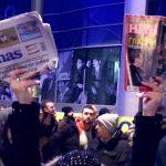 """Protest """"Jedan od pet miliona"""" najmasovniji do sada (VIDEO, FOTO) 3"""