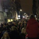 """Protest """"Jedan od pet miliona"""" najmasovniji do sada (VIDEO, FOTO) 6"""