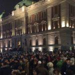 """Protest """"Jedan od pet miliona"""" najmasovniji do sada (VIDEO, FOTO) 7"""