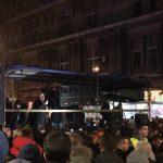 """Protest """"Jedan od pet miliona"""" najmasovniji do sada (VIDEO, FOTO) 4"""