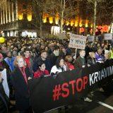 Protestima se pokreću birači 11