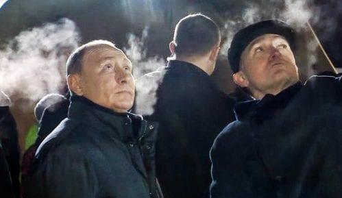 Rusija dočekuje Novu godinu u 11 vremenskih zona 7