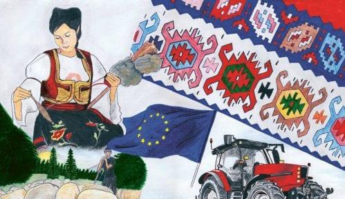 Rad učenice iz Pirota među najboljima na konkursu EU PRO 14