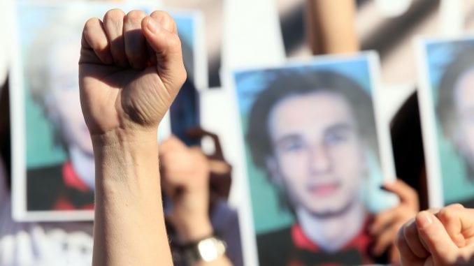 Nova hapšenja članova grupe Pravda za Davida 1