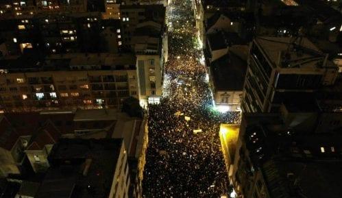 """Protest """"Jedan od pet miliona"""" najmasovniji do sada (VIDEO, FOTO) 8"""