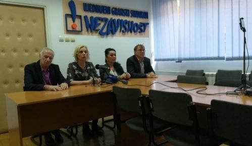 UGS Nezavisnost će tražiti analizu Vladinih mera na Socijalno ekonomskom savetu 13