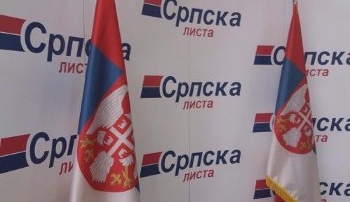 Srpska lista: Nećemo sprečavati formiranje kosovskih institucija koje će raditi u interesu Srba 13