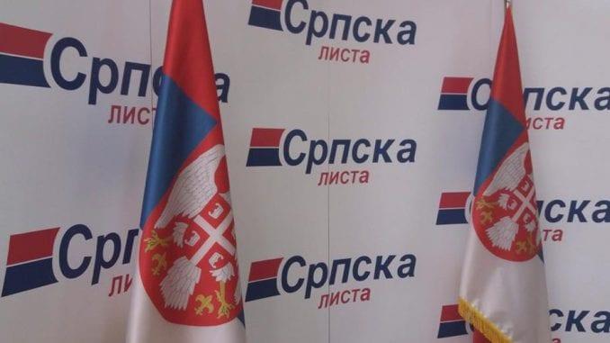 Srpska lista: Nećemo sprečavati formiranje kosovskih institucija koje će raditi u interesu Srba 2