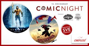 Filmski vodič od 13. do 18. decembra 2