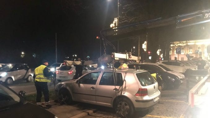 Vanredna kontrola taksi vozila 1
