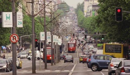 Zatvorene ulice zbog mitinga 3