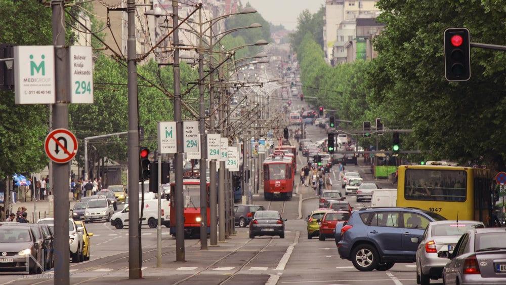 Beoinfo: Preminuo pešak kojem je tramvaj sinoć prešao preko stopala 1