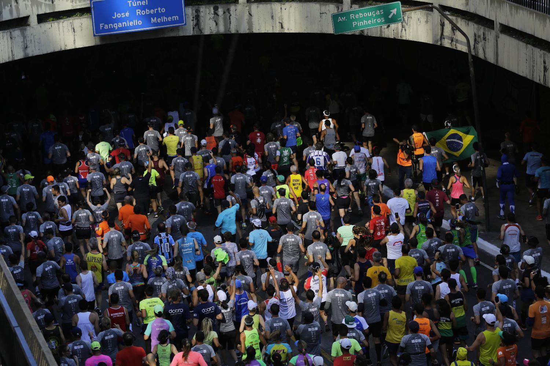 Održana novogodišnja trka u Sao Paolu 1