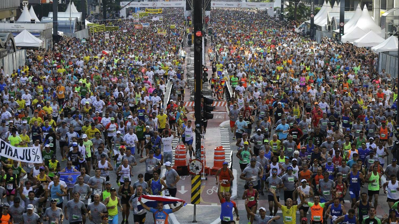 Održana novogodišnja trka u Sao Paolu 2