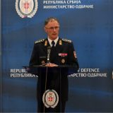 Ministarstvo odbrane: Načelnik Generalštaba VS i komandant Kfora o bezbednosti i saradnji 6
