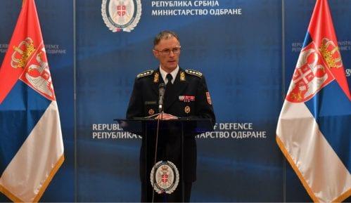 Načelnik Generalštaba VS sa komandantom KFOR-a razgovarao o Kosovu 4