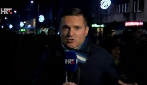 Medijska koalicija osudila hajku na Dragana Nikolića, reportera HRT-a 12