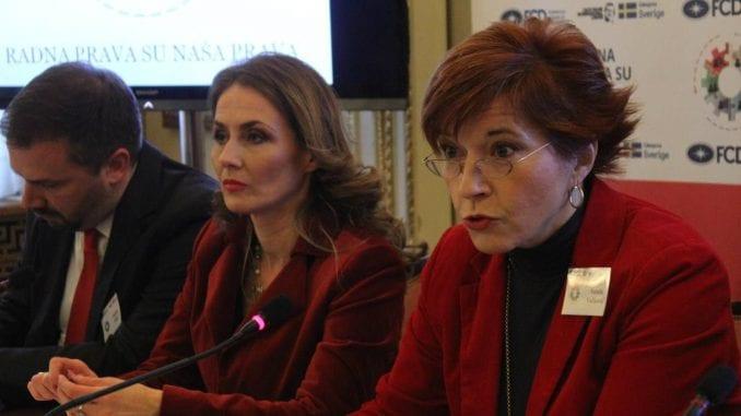 Vučković: U Srbiji i dalje vlada stranačko zapošljavanje 1