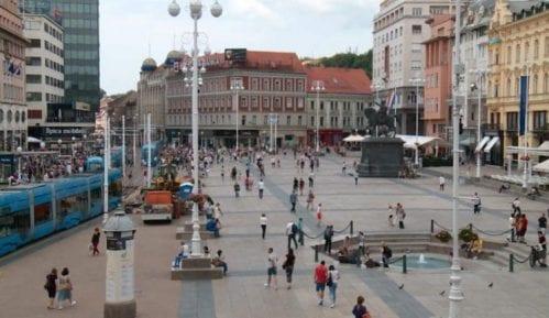 Protest hrvatskih nastavnika koji traže šest odsto povišice 11