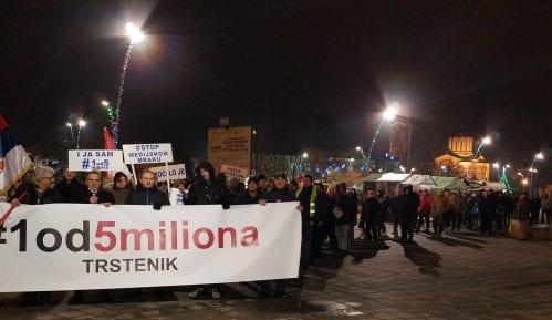 Protesti u Trsteniku i Kuršumliji 4