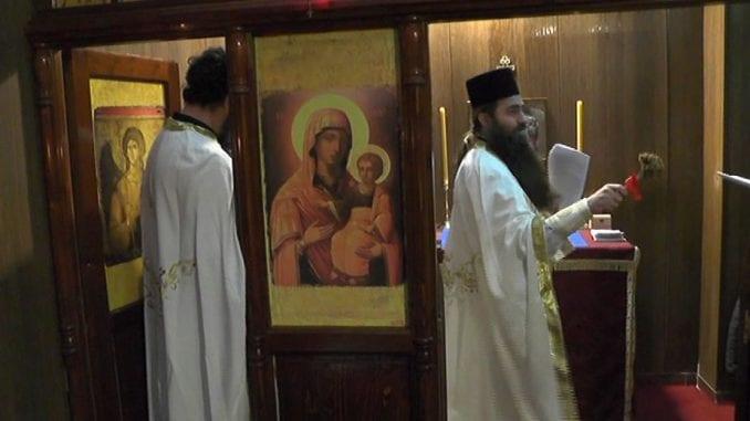 Osvećena kapela Sveti Kozma i Damjan u Pirotu 1