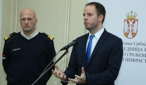 Ministarstvo saobraćaja uložilo 150.000 evra u sistem lučkih kapetanija 14