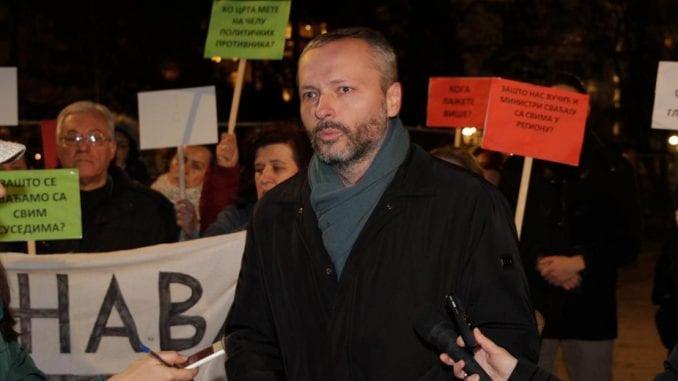 Aleksandar Olenik: Sergej Trifunović je moj mogući protivkandidat 1