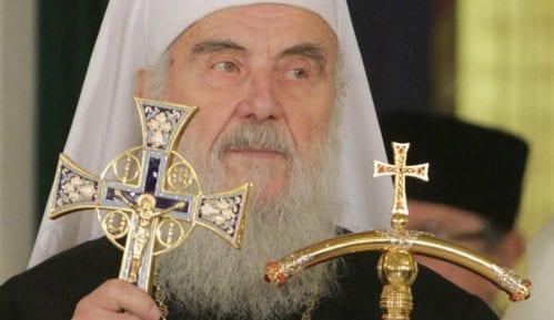 VMA: Zdravstveno stanje patrijarha Irineja stabilno 15
