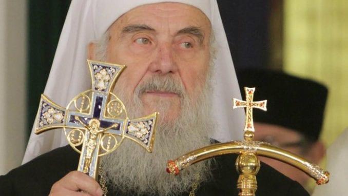 VMA: Zdravstveno stanje patrijarha Irineja stabilno 1
