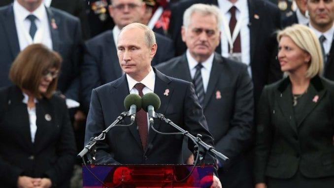 Oko trista ruskih bezbednjaka već u Ambasadi u Beogradu 1