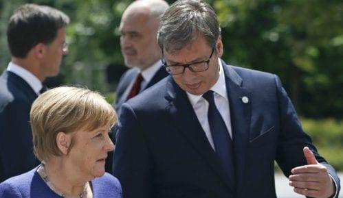 Moguć dolazak Angele Merkel na proleće 3
