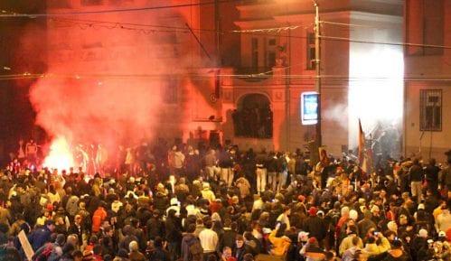 Dveri, DS, NS i Grupa građana Za napredniji Čačak pozivaju članove na protest u Čačku 3