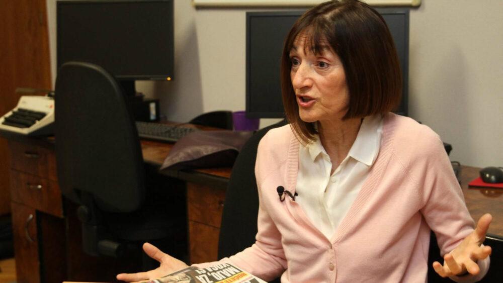 Ljiljana Smajlović podnela ostavku na članstvo u Komisiji za žalbe Saveta za štampu 1