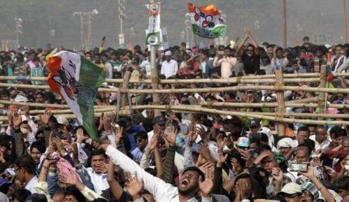 Veliki protest opozicije protiv premijera Indije 7
