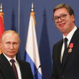 Vučić čestitao Putinu Dan Rusije 11