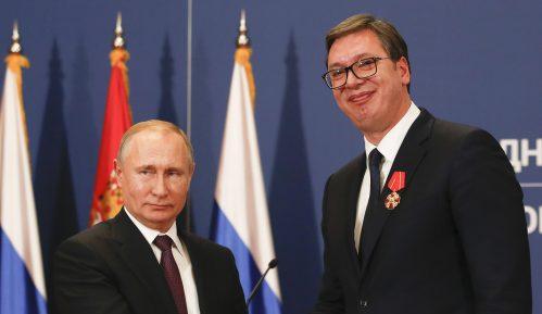 Putinova čestitka Vučiću 10
