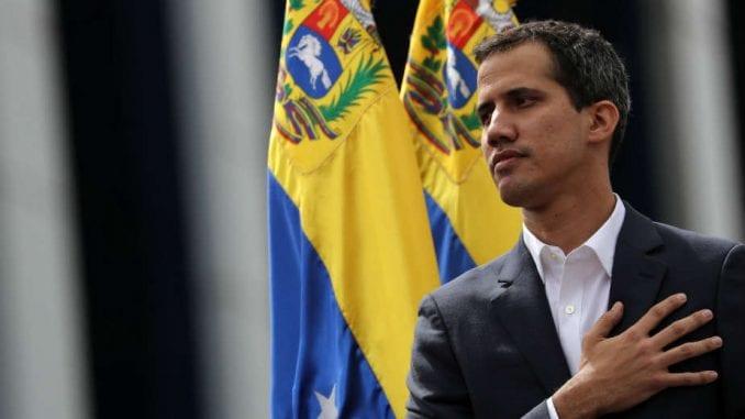 Venecuelanski opozicioni lider Gvaido imenovao kabinet u senci 2