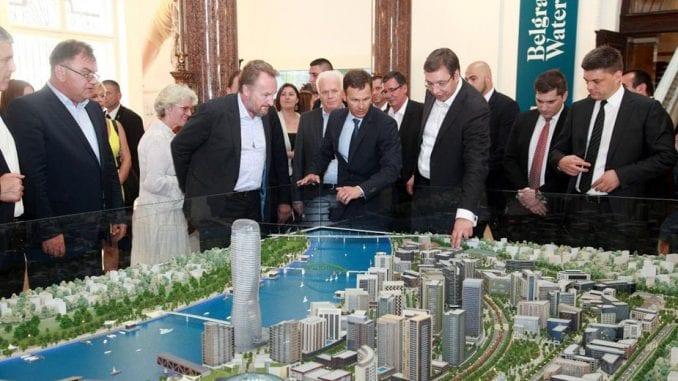 Gde su Kula Beograd, Koridor 10, Tenisova fabrika, plata 500 evra... 1