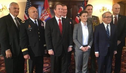 Brnabić: Srbiji važno partnerstvo sa SAD 3