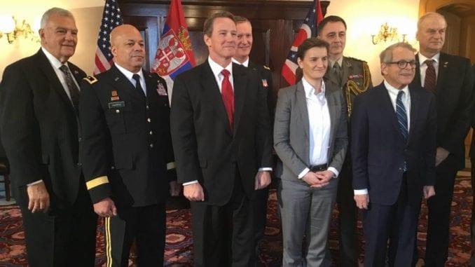 Brnabić: Srbiji važno partnerstvo sa SAD 4