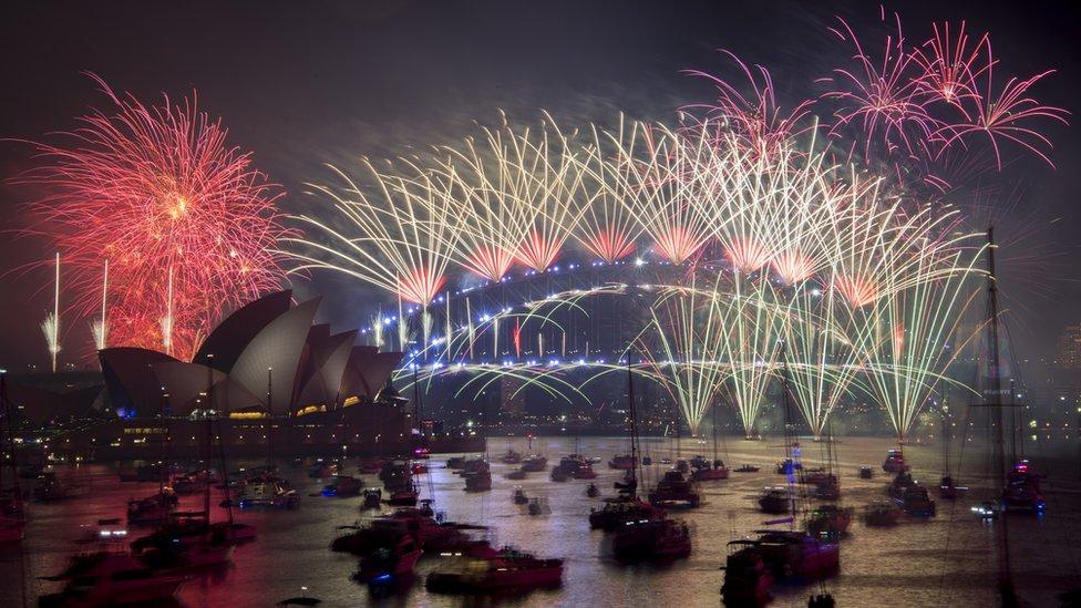 Sidnej, Australija, 2019.