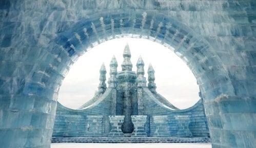 Kineski festival leda u Harbinu u fotografijama 10