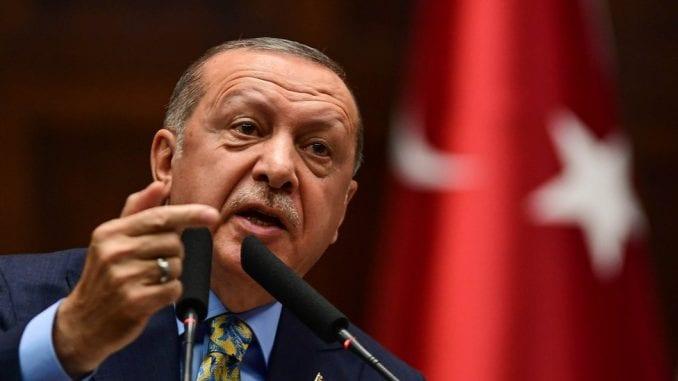 Erdogan zapretio operacijom u Siriji 1
