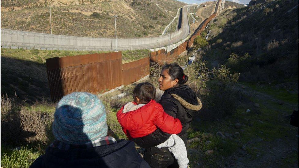 migranti na američko-meksičkoj granici