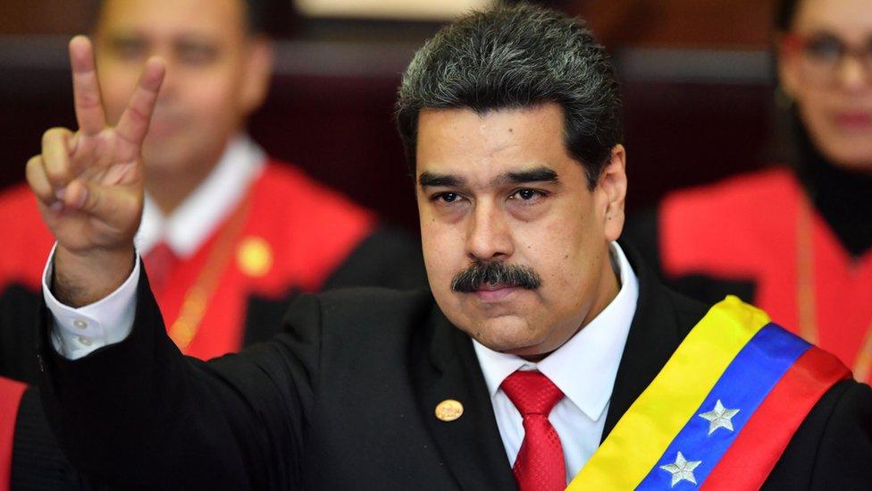 Nikolas Maduro