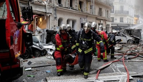 Eksplozija gasa u centru Parizu, ima žrtava 11