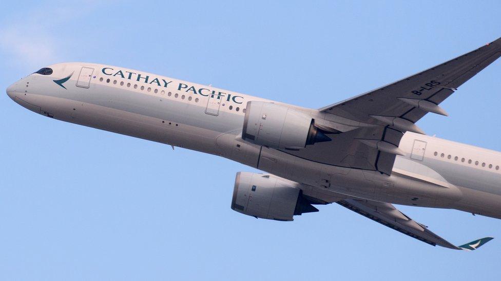 Flights Kateryna Pasifik